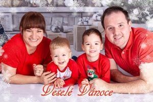 Beneda FOTO Pardubice - rodinný a svatební fotograf v Pardubicích - vánoční focení, Vánoce
